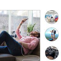 Cable micro USB - blanco - 2 metros