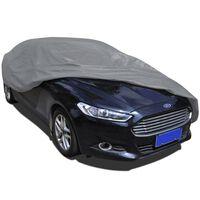 vidaXL Funda cubierta para coche de textil no tejido M