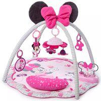 Disney Alfombra de actividades Minnie Mouse Garden rosa K11097