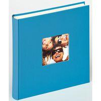 Walther Design Álbum de fotos Fun azul océano 100 páginas 30x30 cm