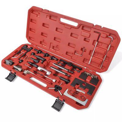 Kit de herramienta de ajuste de bloqueo Diesel y gasolina
