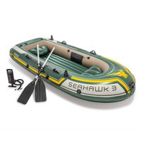 Intex Barca inflable Seahawk 3 295x137x43 cm 68380NP