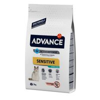 Advance Pienso Sterilized Sensitive Salmón Y Cebada  | 3 Kg | Miscota