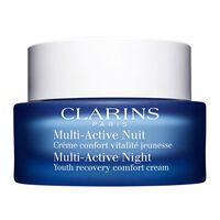 CLARINS MULTI-ACTE NIGHT CREAM FOR NORMAL TO DRY SKIN 50ML