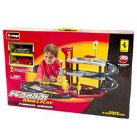 Bburago Garaje de juguete Ferrari 1:43