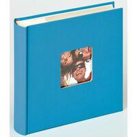 Walther Design Álbum de fotos Fun Memo azul océano 200 páginas 10x15cm