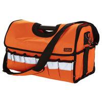 Toolpack Bolso de herramientas alta visibilidad Timber naranja y negro