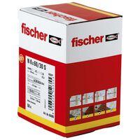 Taco Nylon Clavable N-z C/50 - FISCHER - 50355 - 6X60 MM