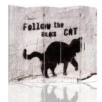 Biombo Cat Graffiti - Separador de Ambientes