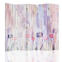 Biombo Modern Art Tulip - Separador de Ambientes