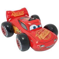Intex Cars Flotador coche rojo 84x109x41 cm