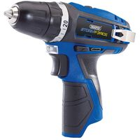 Draper Tools Taladro giratorio Storm Force expuesto 10,8V 25Nm