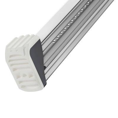Hailo Plataforma para escalera TP 1 aluminio