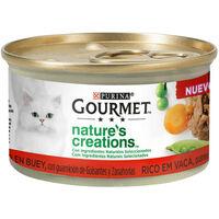Gourmet Nature's Creations Mini Filetes De Buey  | 24 X  85 Gr |