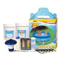 Conjunto Químico de Inicio para piscina