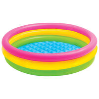 Intex Piscina inflable Sunset 3 anillos 147x33 cm