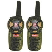 Scout Walkie-talkie de juguete de 446 MHz