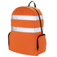 Toolpack Mochila de herramientas alta visibilidad Glance naranja negro