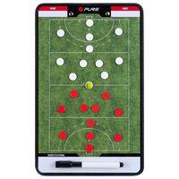 Pure2Improve Pizarra táctica hockey hierba 2 caras 35x22 cm P2I100660