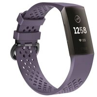 Pulsera Fitbit Charge 3/4 - violeta - S