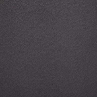 vidaXL Banco de cuero sintético 106 cm gris