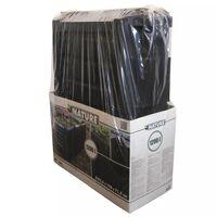 Nature contenedor térmico para compost 1200 L color negro 6071483