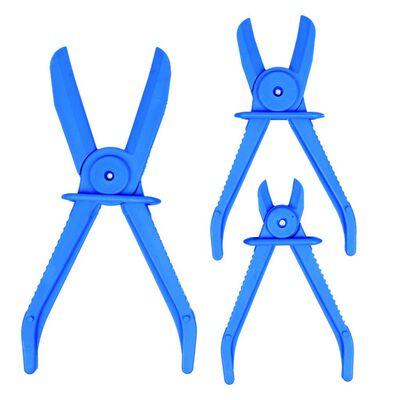 Set de 3 alicates abrazaderas de plástico, ProPlus 590173