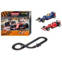 Carrera Conjunto de coches de carreras Go Win It rojo y azul 62392