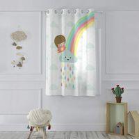 Rainbow Cortina 135x180 100% Algodón
