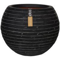 Capi Jarrón forma de bola Nature Row 62x48 cm gris antracita KRWZ271