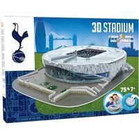 Nanostad Juego de puzle 3D de 75 piezas Tottenham Hotspur Stadium