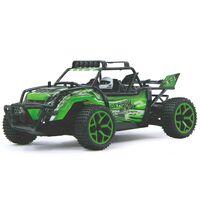 Jamara Coche Derago teledirigido XP1 4WD verde 1:18