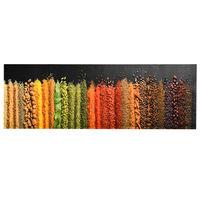 vidaXL Alfombra de cocina lavable Spice 60x300 cm