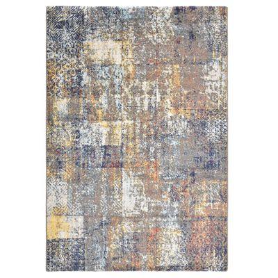 vidaXL Alfombra de PP multicolor 80x150 cm