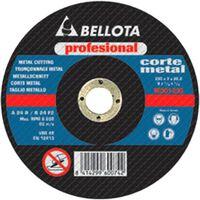 Disco Corte Hierro Pro - Bellota 125x3 Mm 50301