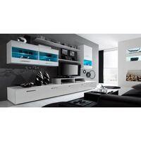 Mueble de salón Alfa - ALFA-BLANCO