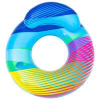 Bestway Flotador de piscina con luz LED 104x45 cm