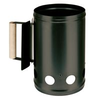 Landmann Encendedor de carbón para barbacoa 17x27,5 cm negro 0131
