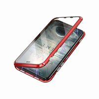 Carcasa magnética para Samsung Galaxy S10 con protector de pantalla -