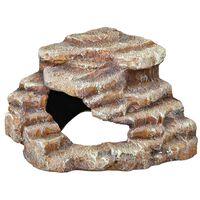 TRIXIE Roca esquinera 27x21x27 cm resina de poliéster 76208