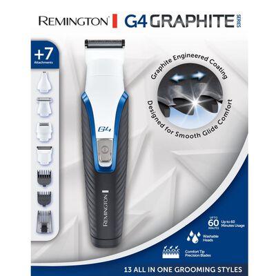 REMINGTON Kit de maquinilla cortapelos G4 Series PG4000 grafito