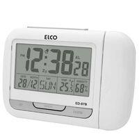 Reloj Despertador Proyector - ELCO - Ed-87B