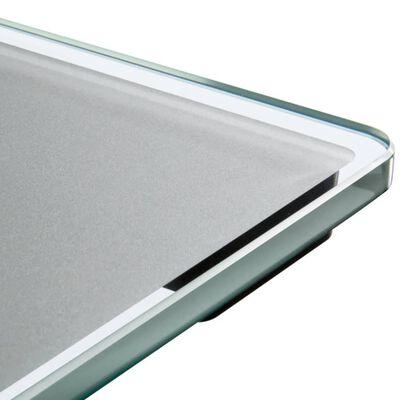 Soehnle Báscula de baño Style Sense Comfort 400 180 kg plata 63855