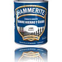 Esmalte Antioxido Liso Blanco - HAMMERITE - 678020006 - 250 ML