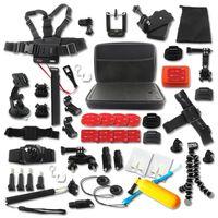 Kit de accesorios para GoPro Hero - 50 piezas
