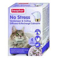 Beaphar No Stress Pack Difusor y Recarga para Gatos | 30 ml | Miscota