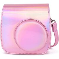 Bolsa de cámara para Instax Mini 9 - rosa