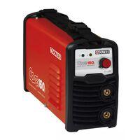 Grupo Soldar Inverter + Maleta 160A/35% - SOLTER - Core 160-I