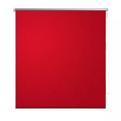 Persiana Enrollable Apagón 40 x 100 cm Rojo