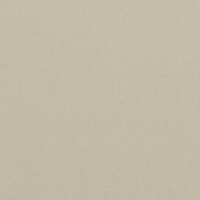 vidaXL Toldo para balcón tela oxford beige 120x400 cm